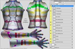 Avatar body clothing templates tt designers portal for Chip midnight templates