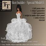 Builder Aid Skirt Generator Special Model E